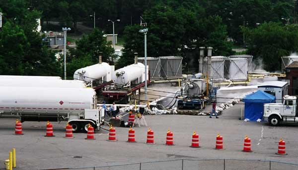 Algonquin Gas Transmission/Keyspan Energy