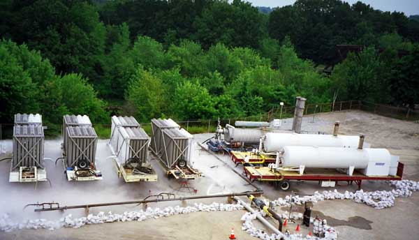 Tennessee Gas Pipeline/Keyspan Energy